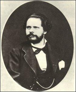 Giosuè Carducci nel 1871