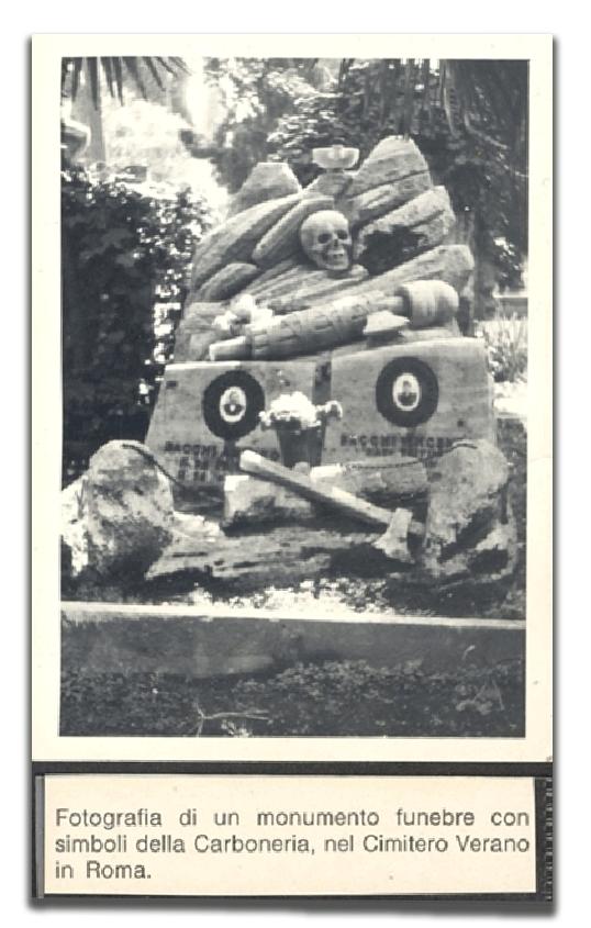 """ARCHIVIO STORICO del G.O.I., Collezione Agostino Lattanzi, serie 11 """"Stampe e fotografie"""""""