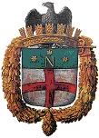 Stemma napoleonico di Milano