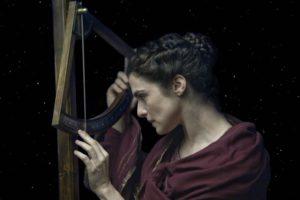 Rachel Weisz interpreta Ipazia di Alessandria in Agora (2009).