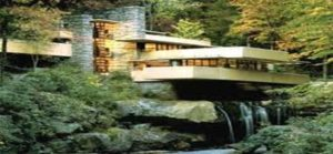 La casa sopra la cascata manifesta tutta la coscienza del fluire (B. Zevi)