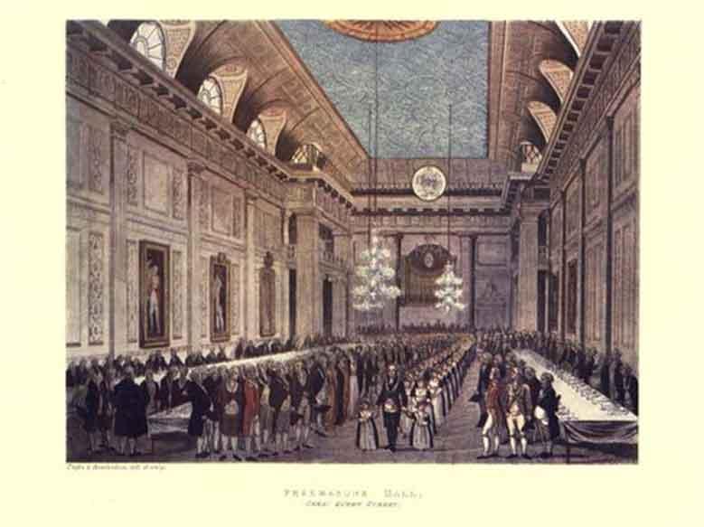Microcosmo--London-Freemason-Hall