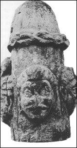 Linga da Matura, II sec., New Dehli National Museum