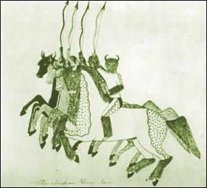 Danza rituale Sioux