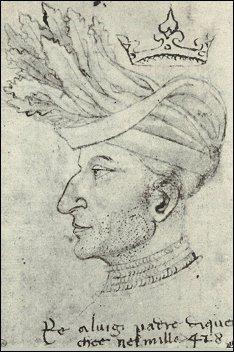 Ritratto di Manuele Crisolora, XV sec., Louvre, Parigi