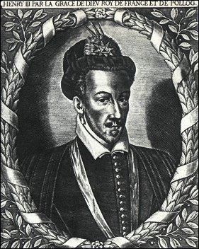 Enrico III di Valois